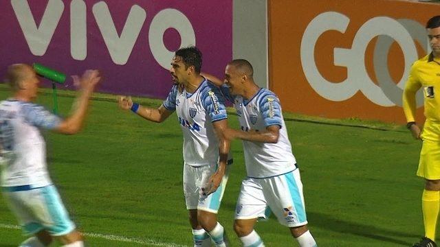 Os gols de Ponte Preta 1 x 2 Avaí pela 30ª rodada do Brasileirão 2017