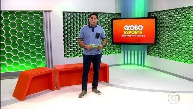 Globo Esporte/PE - 23/10/2017