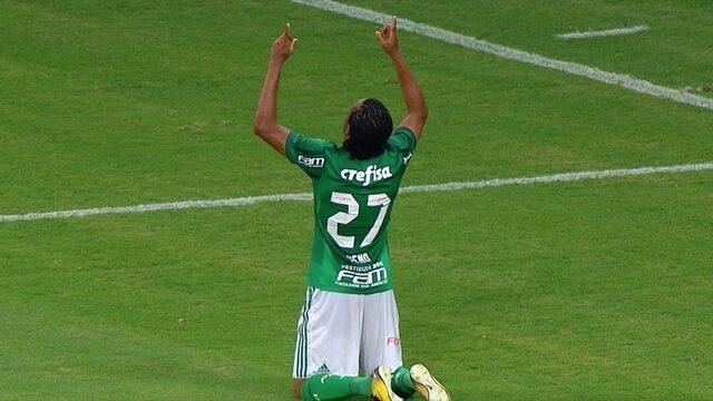 Os gols de Palmeiras 5 x 1 Sport pela 35ª rodada do Brasileirão 2017