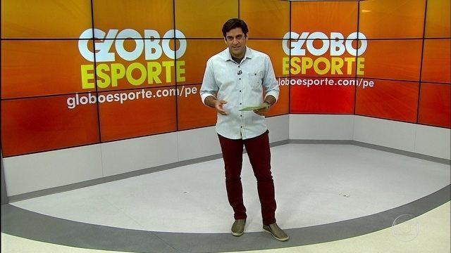 Globo Esporte/PE - 17/11/2017