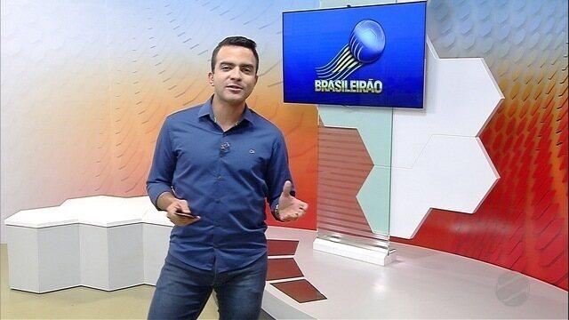 Globo Esporte MS - programa de segunda-feira, 20/11/2017 - 1º bloco
