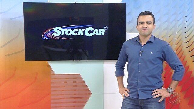 Globo Esporte MS - programa de segunda-feira, 20/11/2017 - 2º bloco