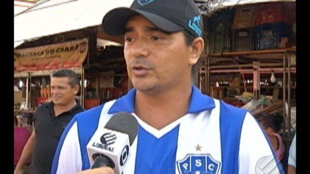 Torcedores do Paysandu avaliam campanha do clube na Série B do Brasileiro