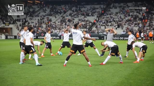 Vai, Corinthians - Bastidores do jogo do título