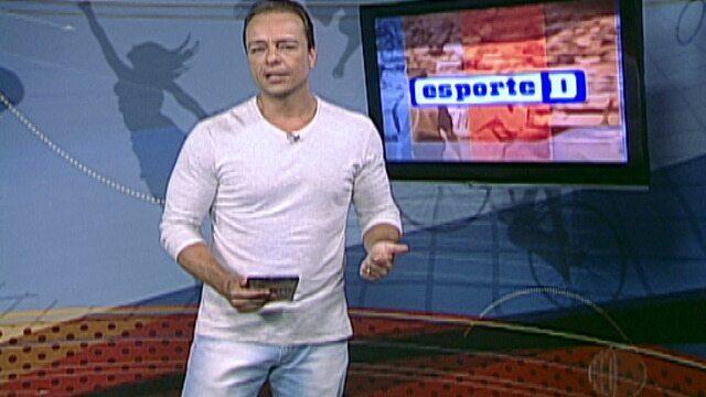 Íntegra Esporte D - 22/11/2017