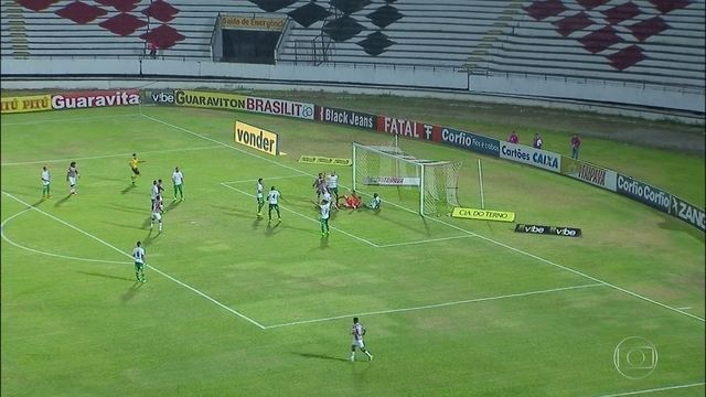 Em último jogo pela Série B, Santa Cruz encerra participação com goleada