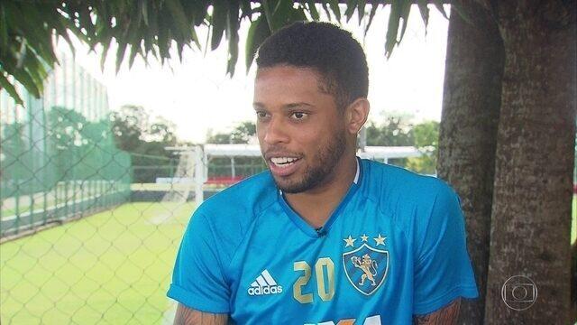 Contra o Fluminense, Sport confia em André, que completa 100 jogos à frente do Rubro-Negro
