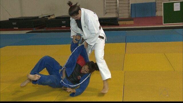 Judocas paraibanas participam de seletiva para formação da seleção brasileira