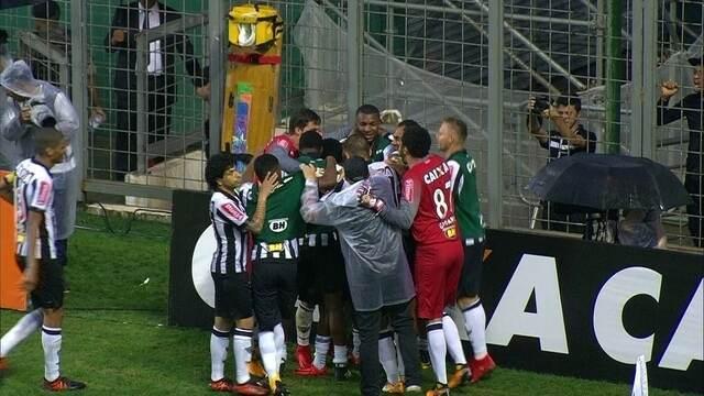 Melhores momentos de Atletico-Mg 4 x 3 Grêmio pela 38ª rodada do Brasileirão