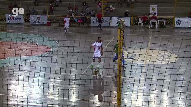 Gol de José Airson, de Sertânia
