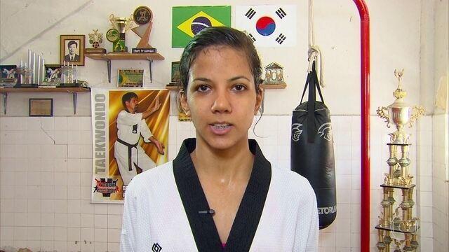 Atleta do Sport se destaca no Taekwondo nacional