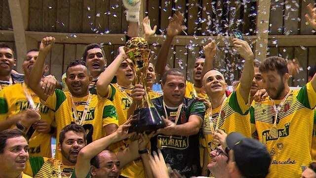 Rogério é convocado pela seleção brasileira de futsal master