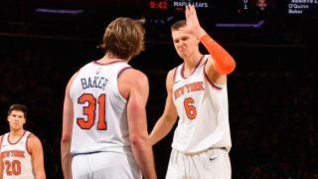 Melhores momentos: Atlanta Hawks 107 x 111 New York Knicks pela NBA