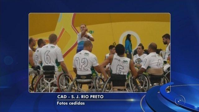 CAD é bicampeão brasileiro de basquete sobre cadeira de rodas