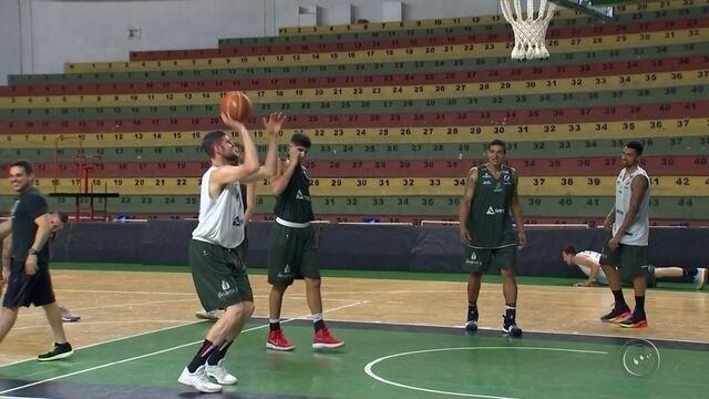 Bauru Basket encara maratona de três jogos fora de casa, todos próximos ou em SP