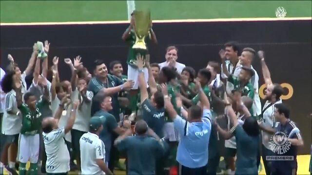 TV Palmeiras - Especial com os campeões paulistas do Sub-15 e do Sub-11