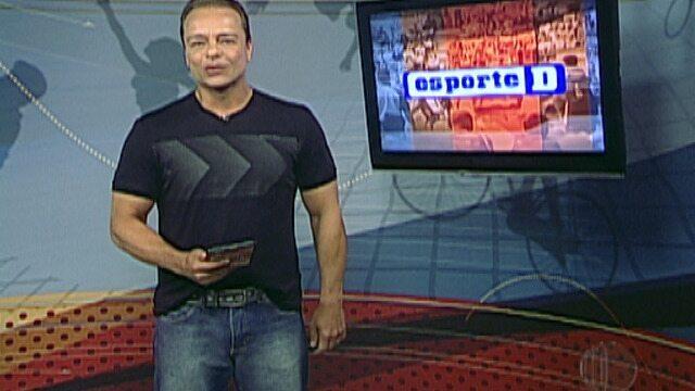 Assista à íntegra do Esporte D - 13/12/2017