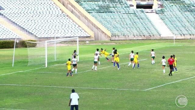 Tiradentes-PI e Abelhas Rainhas fazem final da Copa Piauí