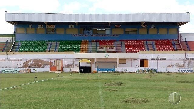 GE mostra situação do estádio Nogueirão, em Mossoró, antes do Campeonato Potiguar
