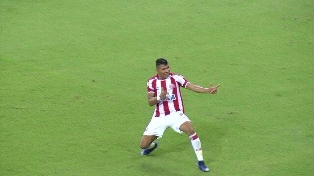 Os 11 gols de Rony pelo Náutico na Série B de 2016