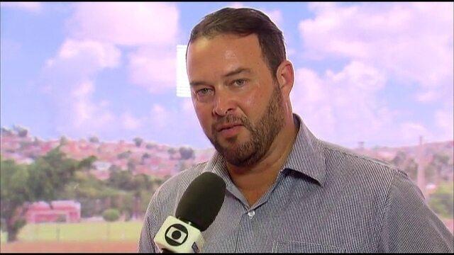Roberto Fernandes fala sobre reapresentação do Náutico