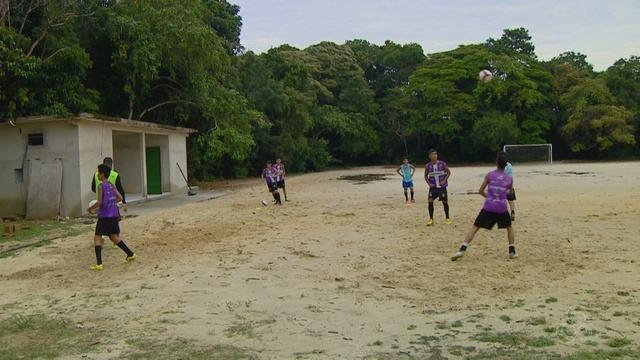 Ex-jogador do Vasco, Tinho, fará peneira em Manaus