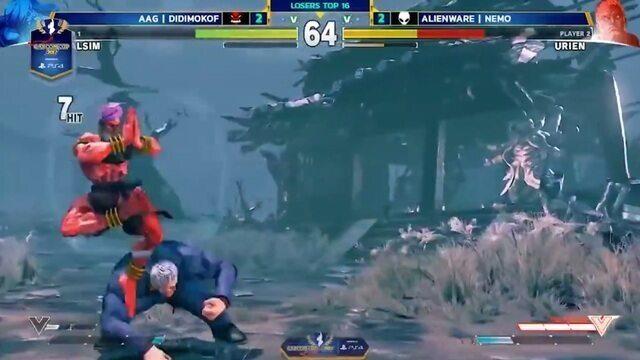 Brasileiro aparece nos melhores momentos do campeonato mundial de Street Fighter V