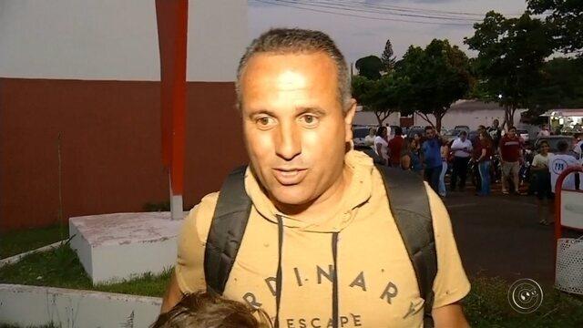Ex-Palmeiras e Corinthians, Rogério é preso em Avaré após participar de jogo em Ourinhos