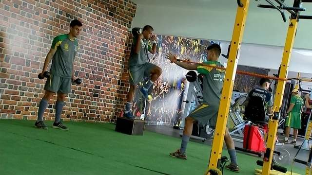 Veja como está a preparação do Mirassol para a Copa São Paulo de Futebol Júnior