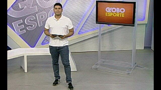 Veja a íntegra do programa Globo Esporte Pará desta segunda-feira, dia 15