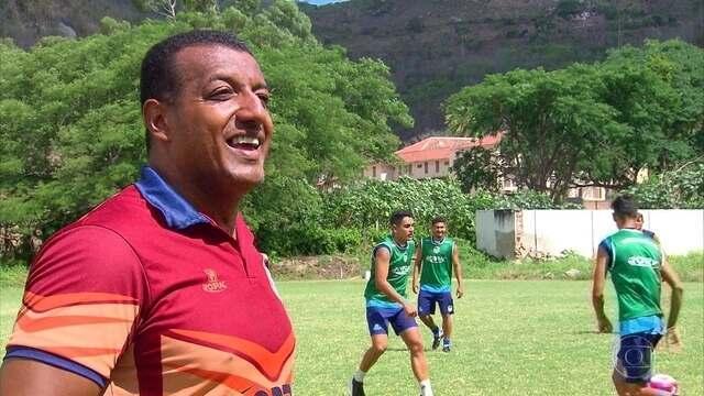 Time do Pesqueira tem duas armas para a disputa do Pernambucano 2018