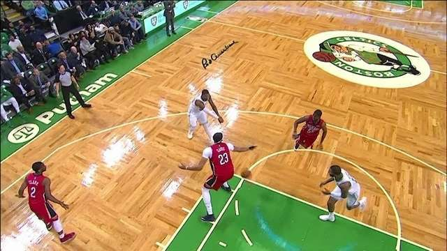 Melhores momentos: New Orleans Pelicans 116 x 113 Boston Celtics pela NBA