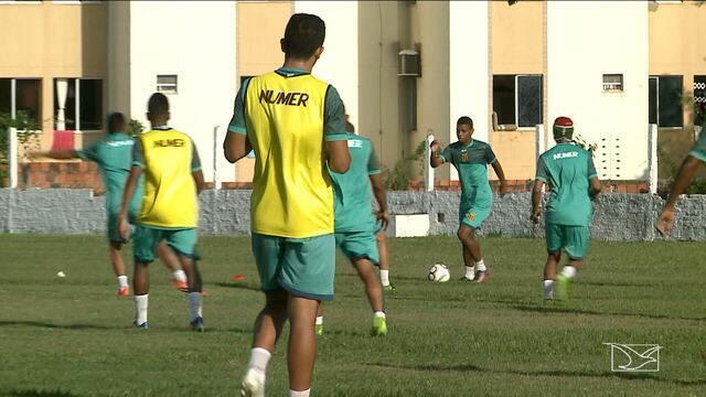 Sampaio estreia na Copa do Nordeste contra o C.S.A