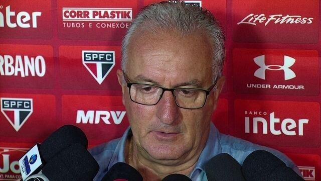 Veja a entrevista do técnico Dorival Júnior, do São Paulo, após a derrota para o São Bento