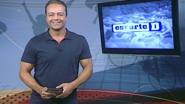Assista a íntegra do Esporte D desta quinta-feira, dia 18/01