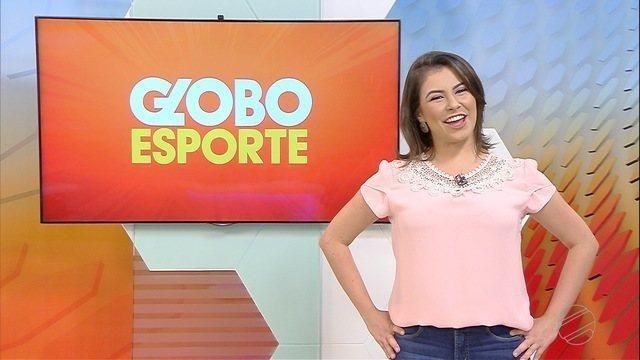 Globo Esporte MS - programa de sábado, 20/01/2018 - Bloco 1