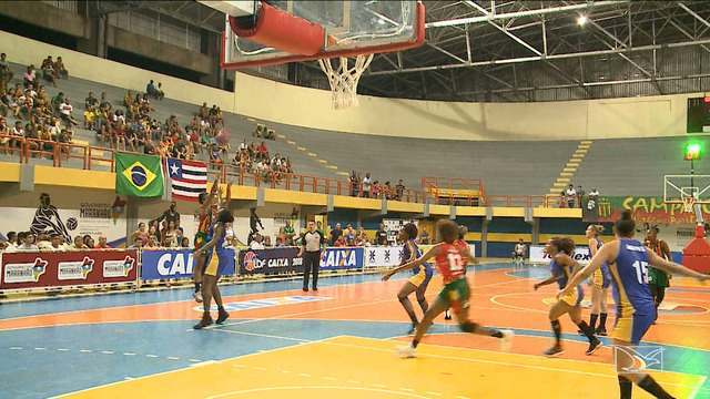 Sampaio Basquete faz segundo jogo na LBF