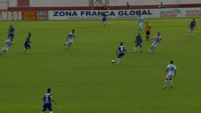 Veja os gols de Foz 2 x 2 Londrina pela primeira rodada do Paranaense
