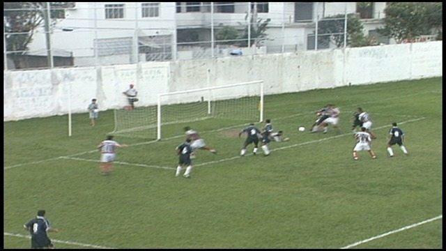 Os gols de Serra 5 x 2, pela Série B do Campeonato Brasileiro 2000