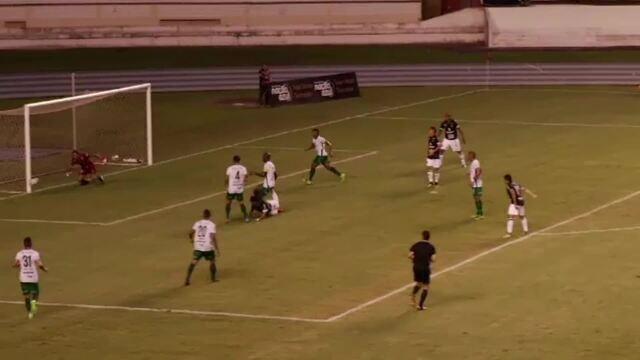 Manaus segura Remo e avança à 2ª fase da Copa Verde