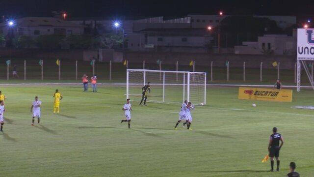 Veja os gols entre Vilhenense e Genus no Campeonato Estadual 2018
