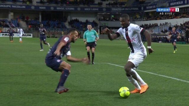 Os gols de Montpellier 1 x 1 Guingamp pela 26ª rodada do Campeonato Francês