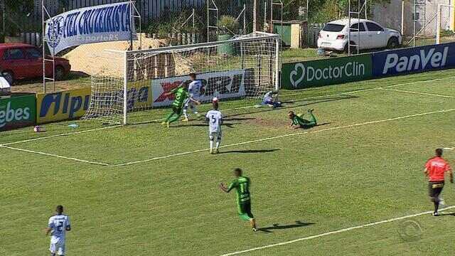 Avenida vence Cruzeiro por 1 a 0