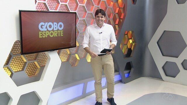 Veja o Globo Esporte AM desta segunda (19)