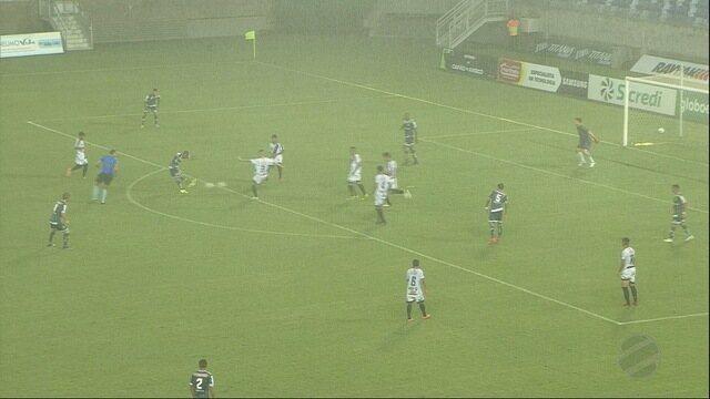 Com gol de Rubinho, Luverdense bate o Mixto e se garante nas quartas do estadual