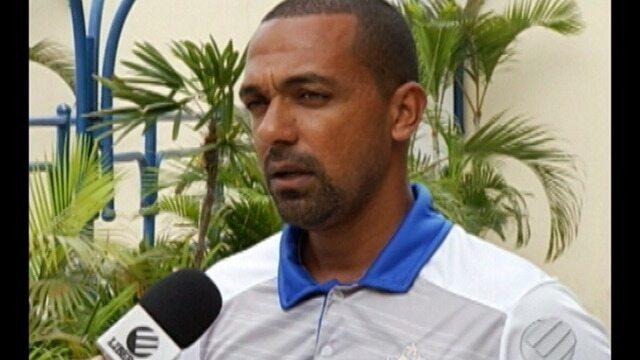 """Técnico do Interporto fala sobre jogo com o Paysandu: """"Sonhamos com essa vaga"""""""