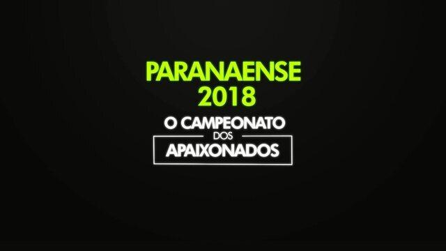Campeonato paranaense: o campeonato dos apaixonados