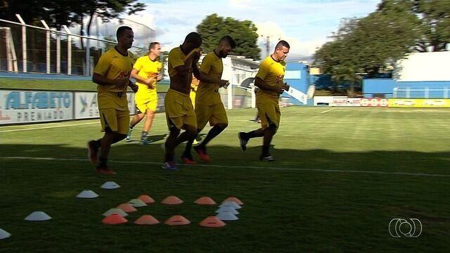 Após surpreender o Botafogo, Aparecidense visita o Cuiabá