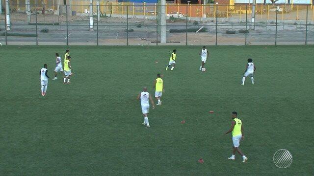 Bahia de Feira enfrenta Fluminense em jogo atrasado nesta quarta (21), pelo Baianão 2018