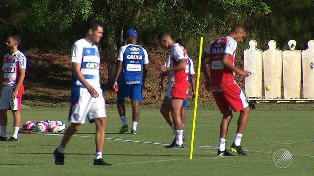 Bahia entra Náutico nesta quinta-feira (22) pela Copa do Nordeste